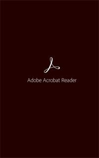 Adobe PDF阅读器