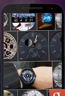 自定义表盘(WatchMaker)专业破解版f v3.9.9 for Android Wear