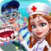 芭比公主做医生