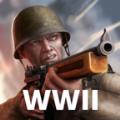 战争幽灵二战射击的桌面图标
