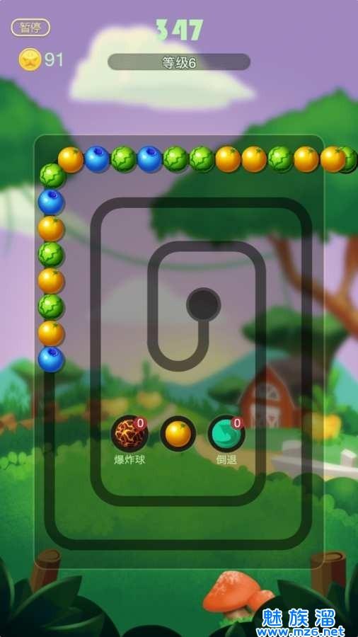 糖果泡泡龙2