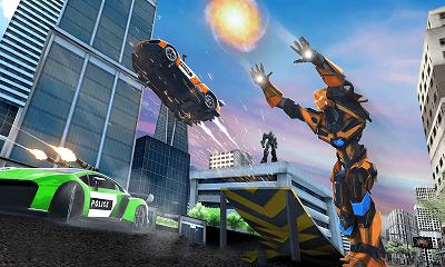 机器人刺激战场