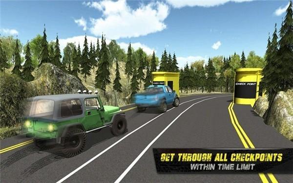 4×4越野吉普车驾驶安卓版下载-4×4越野吉普车驾驶游戏下载最新版v1.2