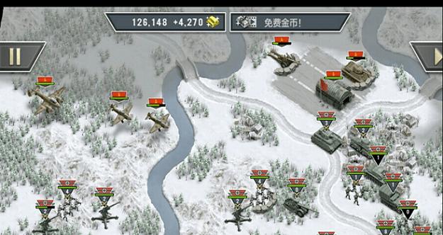 二战大型手机游戏