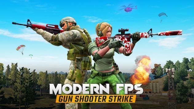 现代Fps枪械自由射击