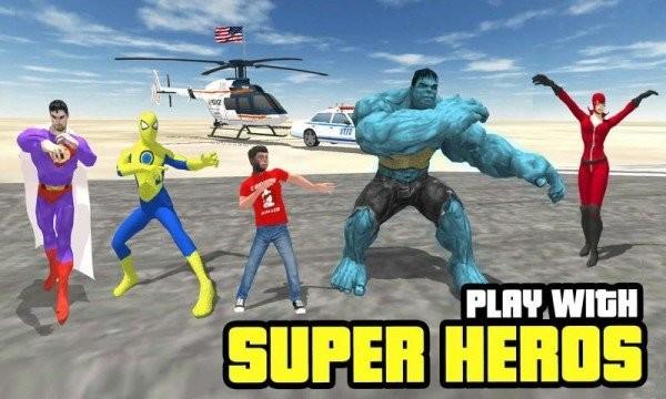 超级英雄梦之队