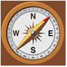 Smart Compass的桌面图标