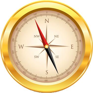 罗盘360专业版的桌面图标